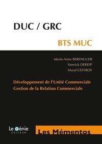 Marie-Anne Berenguer et Yannick Dereep - Développement de l'Unité Commerciale - Gestion de la Relation Commerciale.