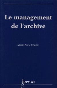 Marie-Anne Chabin - .