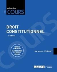 Téléchargements de livres parlés Amazon Droit constitutionnel  - Conseils de méthodes, sujets d'examens et exercices corrigés