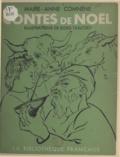 Marie-Anne Comnène et Boris Taslitzky - Conte de Noël.