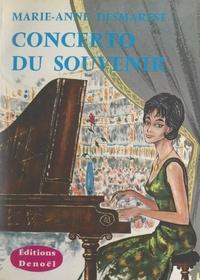 Marie-Anne Desmarest - Concerto du souvenir.