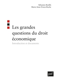 Corridashivernales.be Les grandes questions du droit économique - Introduction et documents Image