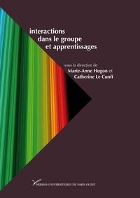 Marie-Anne Hugon et Catherine Le Cunff - Interactions dans le groupe et apprentissages.