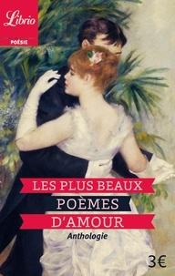 Marie-Anne Jost - Les plus beaux poèmes d'amour.