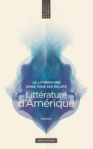 Marie-Anne Legault et Eza Paventi - Littérature d'Amérique - La Littérature dans tous ses éclats.