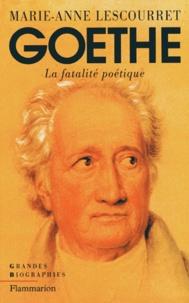 Marie-Anne Lescourret - .