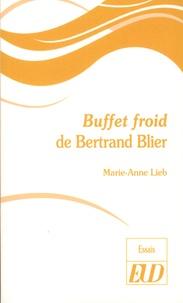 Galabria.be Buffet froid de Bertrand Blier Image