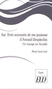 Corridashivernales.be Sur Trois souvenirs de ma jeunesse d'Arnaud Desplechin - Un voyage en Arcadie Image