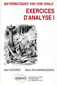 Marie-Anne Maingueneau et Jean Guégand - .