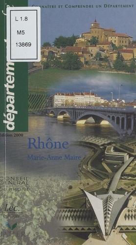Rhône. Edition 2000