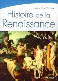 Histoire de la Renaissance- Mots-clés - Marie-Anne Michaux |