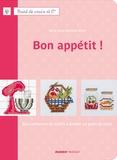 Marie-Anne Réthoret-Mélin - Bon appétit ! - Des centaines de motifs au point de croix.