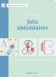 Marie-Anne Réthoret-Mélin - Jolis abécédaires - Des centaines de motifs à broder au point de croix.