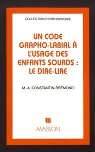 Un code grapho-labial à lusage des enfants sourds : le Dire-Lire.pdf