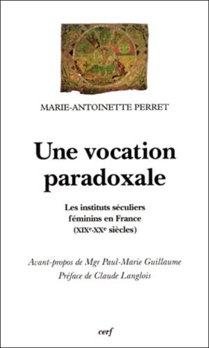 Marie-Antoinette Perret - .