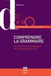 Deedr.fr Comprendre la grammaire - Une grammaire à l'épreuve de la didactique du FLE Image