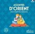 Marie Aubinais et Valérie Chevereau - 4 contes d'Orient.
