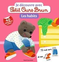 Téléchargez gratuitement des livres électroniques sur kindle Je découvre avec Petit Ours Brun  - Les habits par Marie Aubinais, Danièle Bour, Laura Bour 9791036305184