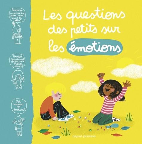 Marie Aubinais - Les questions des petits sur les émotions.