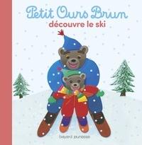 Marie Aubinais - Petit Ours Brun découvre le ski.
