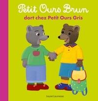 Marie Aubinais - Petit Ours Brun dort chez Petit Ours Gris - Album.