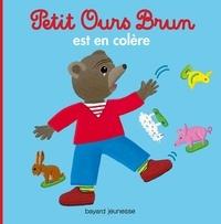 Danièle Bour et Marie Aubinais - Petit Ours Brun est en colère.