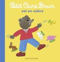 Marie Aubinais - Petit Ours Brun est en colère.
