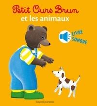 Danièle Bour et Marie Aubinais - Petit Ours Brun et les animaux.