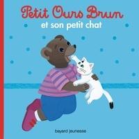 Marie Aubinais - Petit Ours Brun et son petit chat.
