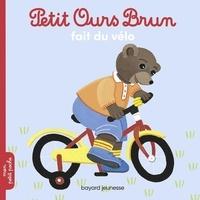 Marie Aubinais et Danièle Bour - Petit Ours Brun fait du vélo.