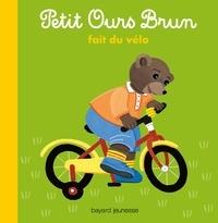 Danièle Bour et Marie Aubinais - Petit Ours Brun fait du vélo.