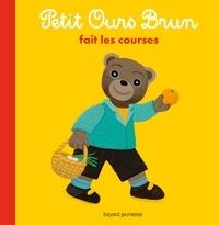 Danièle Bour et Marie Aubinais - Petit Ours Brun fait les courses - Album.