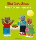 Danièle Bour et Marie Aubinais - Petit Ours Brun fête son anniversaire - livre sonore - Mini sonore.