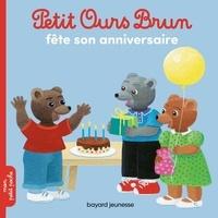 Petit Ours Brun fête son anniversaire - Marie Aubinais |