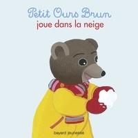 Marie Aubinais - Petit Ours Brun joue dans la neige - Premières histoires.