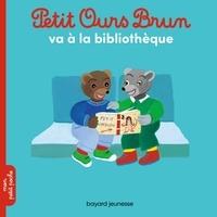 Marie Aubinais et Danièle Bour - Petit Ours Brun  : Petit Ours Brun va à la bibliothèque.
