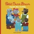 Danièle Bour et Marie Aubinais - Petit Ours Brun reçoit des invités.