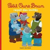 Deedr.fr Petit Ours Brun reçoit des invités Image
