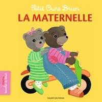 Marie Aubinais et Danièle Bour - Petit Ours Brun - La maternelle.