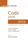 Marie-Aude Beernaert et Françoise Tulkens - Code pénal.