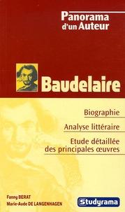 Marie-Aude de Langenhagen et Fanny Bérat-Esquier - Baudelaire.