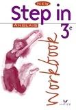 Marie-Aude Ligozat et Odile Bontout - Anglais 3e New Step in - Workbook.