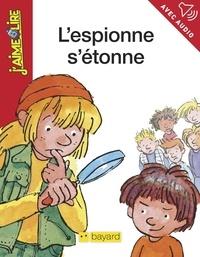 Frédéric Joos et Marie-Aude Murail - L'espionne s'étonne.