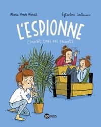 Marie-Aude Murail - L'espionne, Tome 01 - L'espionne.