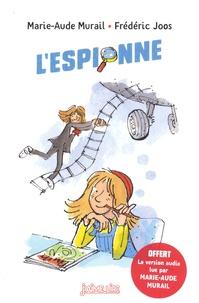 Histoiresdenlire.be L'espionne Image