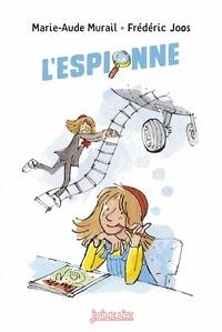 Téléchargements de livres pour mobile L'espionne par Marie-Aude Murail 9791029319730 (French Edition)