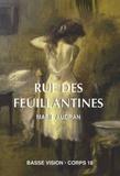 Marie Audran - Rue des Feuillantines.