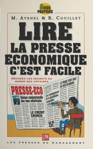 Marie Avenel - Lire la presse économique au quotidien - Tests, exercices, quiz.