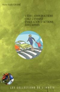 Alixetmika.fr L'éducation routière chez l'enfant : évaluation d'actions éducatives - Apports de la recherche en psychologie du développement à la compréhension de l'enfant en sécurité routière Image