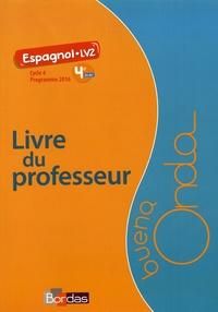 Pdf Complet Espagnol 4e Lv2 A1 A1 Buena Onda Livre Du